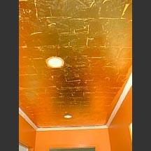 House living room Light burnt orange paint